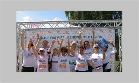 31 mai 2015 – RSF participe à RACE FOR GIFT | Reporter