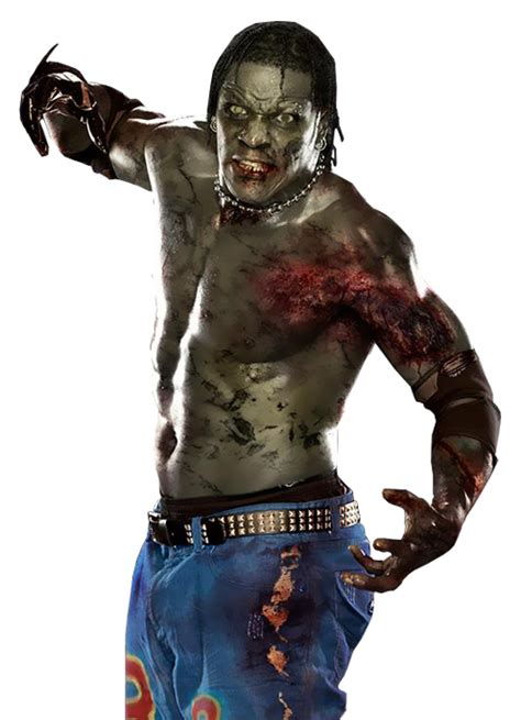 R-Truth Zombie by Naif1470 on DeviantArt