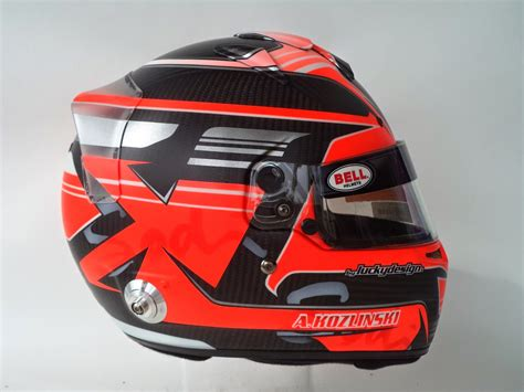 Racing Helmets Garage: Bell RS7 Carbon A