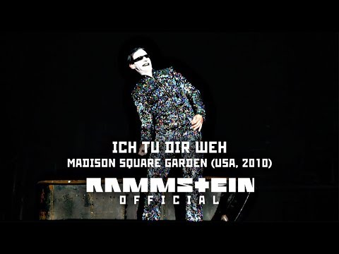 Rammstein - Engel live Lithuania HD - YouTube