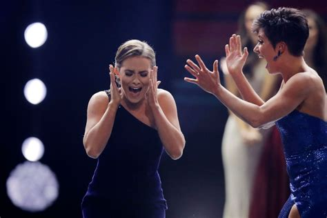 Camille Schrier from Virginia wins Miss America 2020