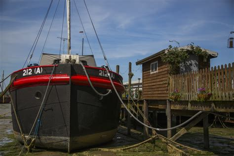 Pin Mill Suffolk in Pictures