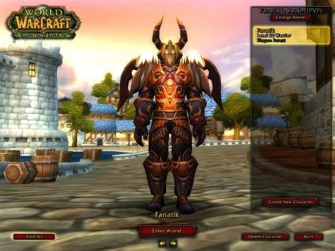 Tier 5 Armor in TBC!   World of Warcraft Pro