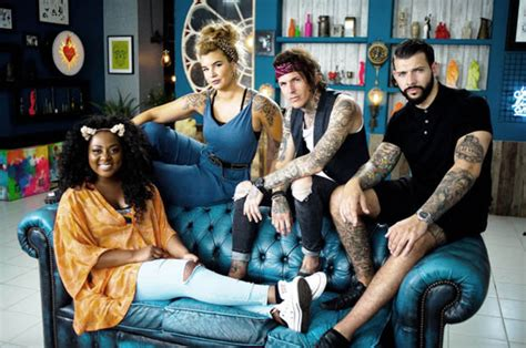 Tattoo Fixers: The ink wizards who 'cure' holiday body art