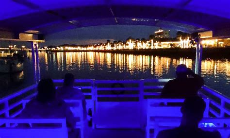Native Sun Boat Tours Nights of Lights Tours 2018-19