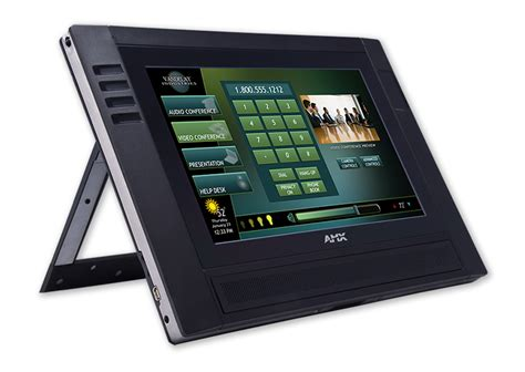 MVP-9000i   AMX Audio Video Control Systems