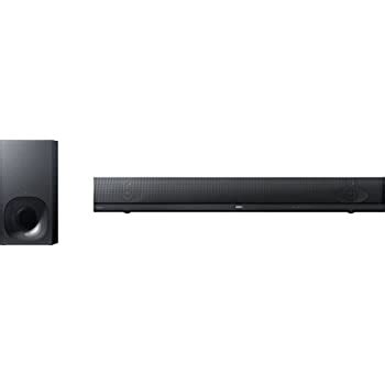 Sony HT-NT5 400 W Sound Bar with High-Resolution Audio
