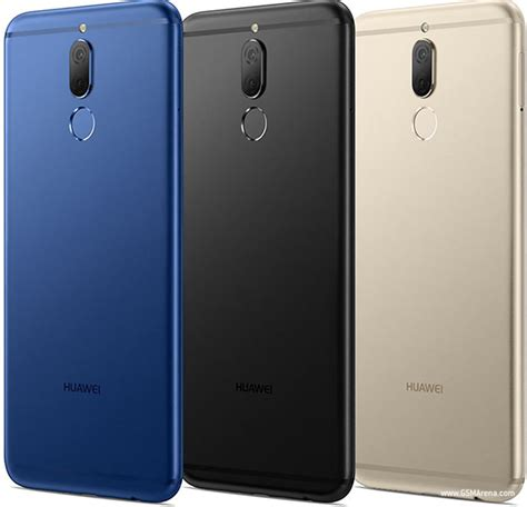 Huawei Mate 10 Lite pictures, official photos