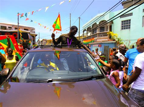 Grenada to Rename National Stadium After Gold Medalist