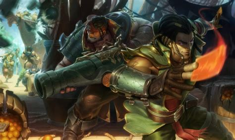 Latest Patch Brings Twisted Fate to Teamfight Tactics