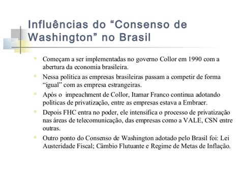Slide consenso de washington