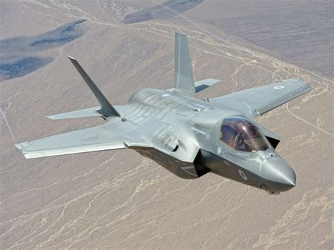 Revealed: How to Kill a F-35 Joint Strike Fighter | The