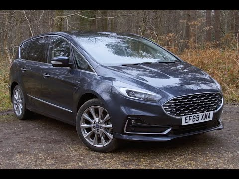 New Ford Galaxy and S-Max hybrids arriving in 2021   Autocar