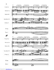CEst eCrit music sheet and notes by Cabrel Francis
