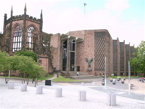 I'm Trying, Honestly!: Coventry Cathedral