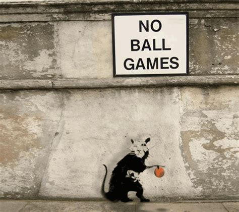 The Best Of Banksy Animated Into Incredible GIFs | HuffPost