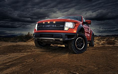 2010 Ford F150 SVT Raptor 3 Wallpapers | HD Wallpapers