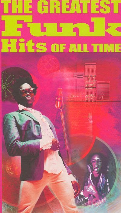The Greatest Funk Hits of All Time - Various Artists