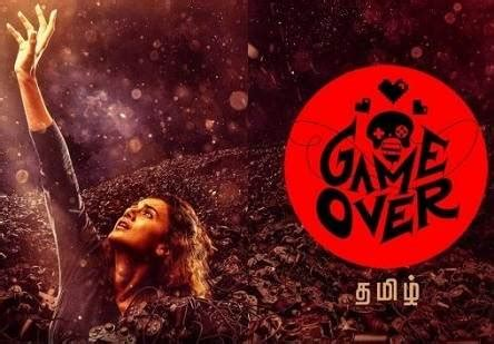 Game Over (2019) HD 720p Tamil Movie Watch Online - www