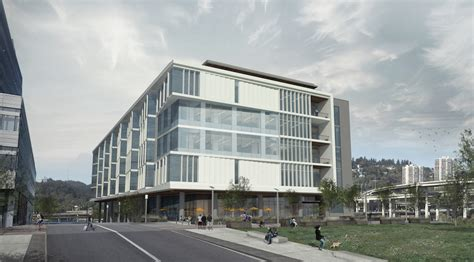 Design Commission approves OHSU Knight Cancer Research