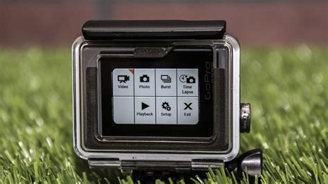 GoPro Hero+ LCD review: A view of the action for less