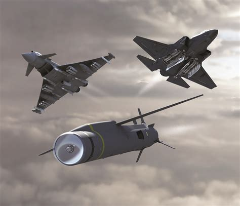 MBDA Showcases the SPEAR Precision Strike Missile for the