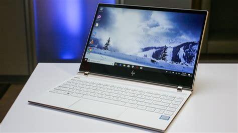 HP Spectre (2017) review: A white knight in the war on