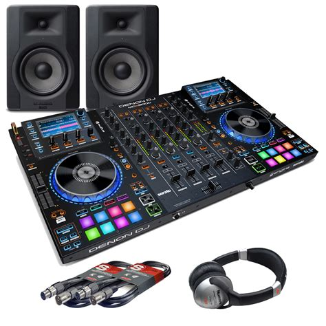 Denon MCX8000 Package - The Disc DJ Store