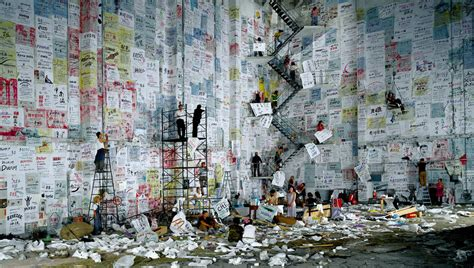 Wang Qingsong at Photography Center - Review - The New
