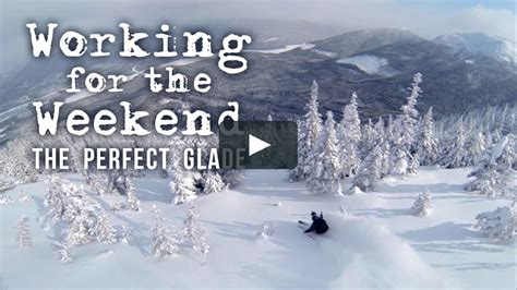 Working For The Weekend S3|E5 - The Perfect Glade on Vimeo