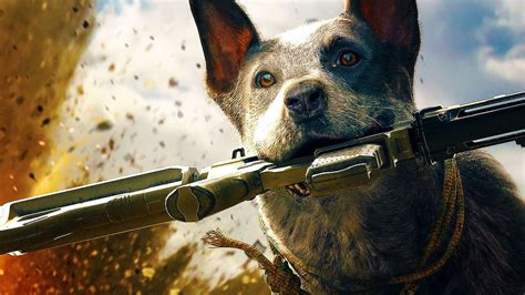 Yes, Far Cry 5's Dog Boomer Is A Very Good Boy, Ubisoft