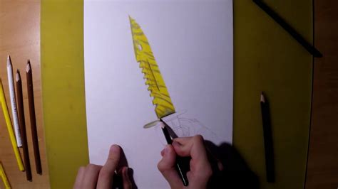 M-ART | M9 Bayonet | Tiger Tooth - YouTube