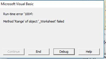 excel vba - VBA copy and paste code not working - Stack