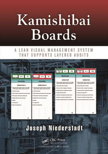 Kamishibai Boards: A Lean Visual Management System That