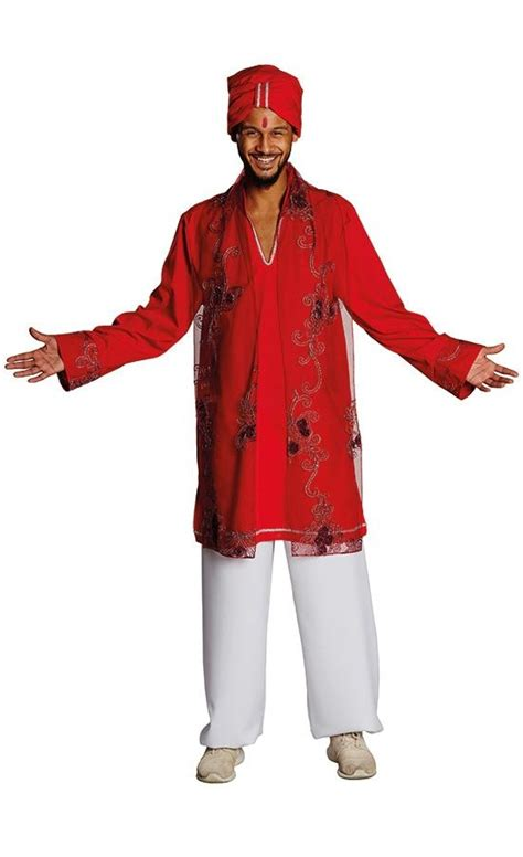 Costume hindou homme-w10091