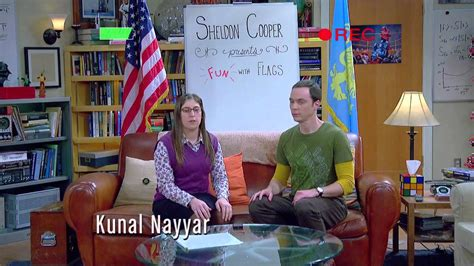 The Big Bang Theory - The Final Episode Fun with Flags
