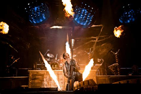 Rammstein's Sturm and Drang at Madison Square Garden - The