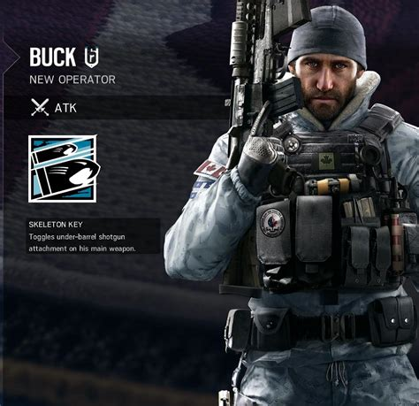 Leaked Images Of New Operators In Rainbow Six Siege's