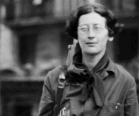 Simone Weil Biography - Simone Weil Childhood, Life and