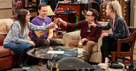 'The Big Bang Theory' Cast Begins to Say Goodbye to Their