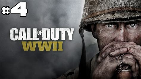 Call Of Duty World War 2 - Let's Play #4 [FR] - YouTube