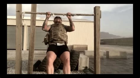 Military Muscle | No Excuses 2 - Cammie Spindel IOTV