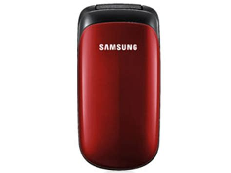 Samsung E1150, rouge | Top Achat