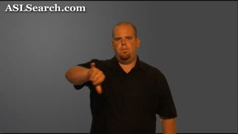 Sign for SYRUP in American Sign Language (ASL)