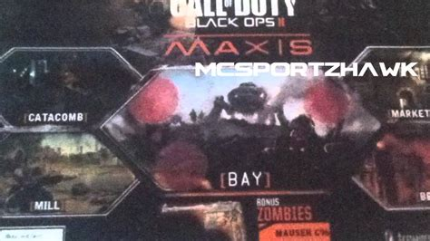 Black Ops 2 Zombies - New Map Pack DLC #5?! - C'mon Guys