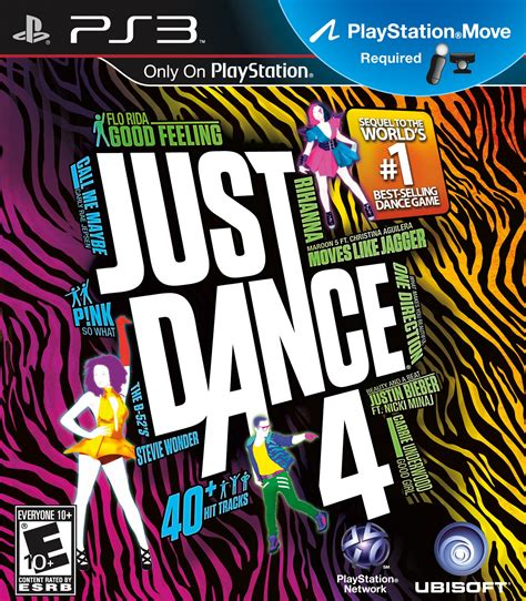 Just Dance 4 Track List Revealed, Exclusive Songs for Wii