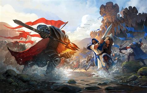 Albion Online Lore Update Features the Royal Expeditionary