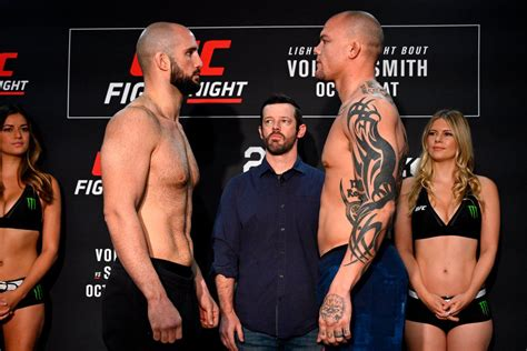 UFC 'Moncton' start time, TV schedule, who is fighting