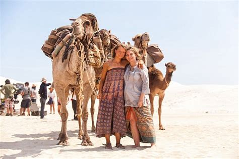 Tracks: the Incredible Trek of Robyn Davidson on a Map