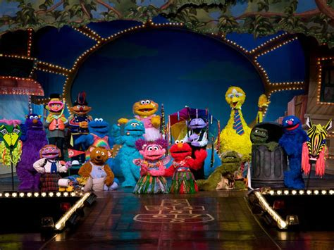 Sesame Street Live in NYC for kids and families